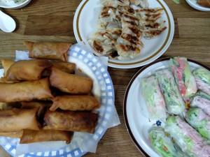 ホーム食2