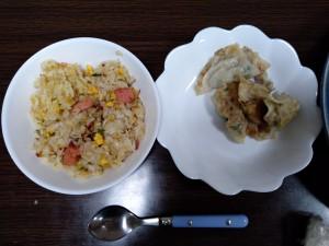 ホーム食3
